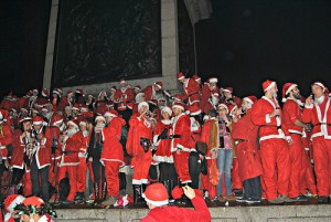 Santa claus has come to town | Loco Steve