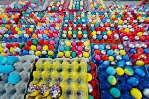 Fiesta eggs | R. Braunstein