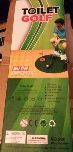 Et un futur golfeur professionnel, un !