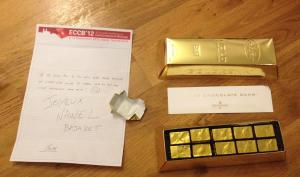 De l'or pour nawel...vive le Papa Nawel Suisse !